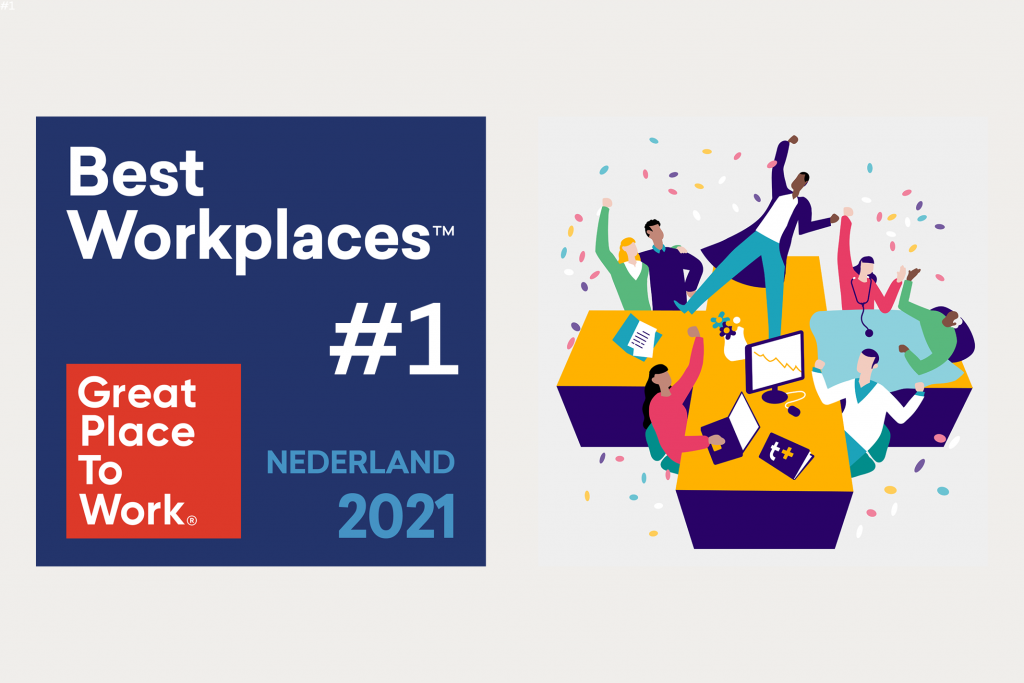 Best workplaces NL 2021